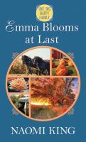 Cover image for Emma blooms at last : one big happy family