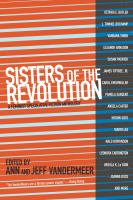 Cover image for Sisters of the revolution : a feminist speculative fiction anthology