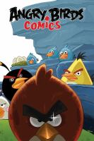 Cover image for Angry birds comics : welcome to the flock.