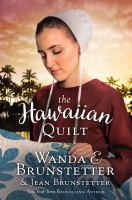Cover image for The Hawaiian quilt