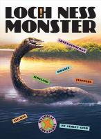 Cover image for Loch Ness Monster