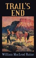 Cover image for Trail's end