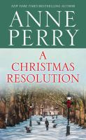 Cover image for A Christmas resolution