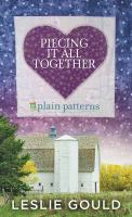 Cover image for Piecing it all together
