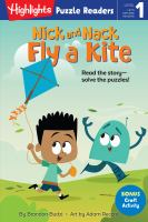 Cover image for Nick and Nack fly a kite