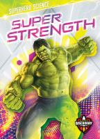 Cover image for Super strength