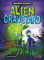 Cover image for Alien graveyard