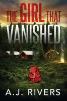 Cover image for The girl that vanished