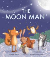 Cover image for The moon man