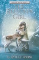 Cover image for The reindeer girl