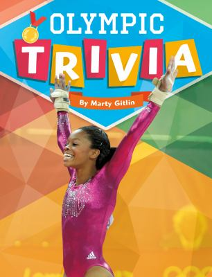 Cover image for Olympic trivia