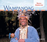 Cover image for Wampanoag