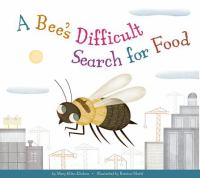 Cover image for A bee's difficult search for food