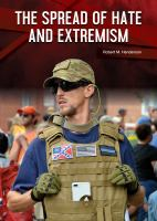 Cover image for The spread of hate and extremism