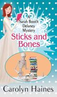 Cover image for Sticks and bones