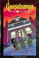 Cover image for Goosebumps. Horrors of the witch house