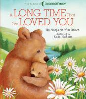 Cover image for A long time that I've loved you