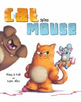 Cover image for Cat spies Mouse