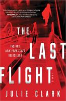 Cover image for Last flight