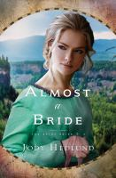 Cover image for Almost a bride