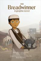 Cover image for The breadwinner : a graphic novel