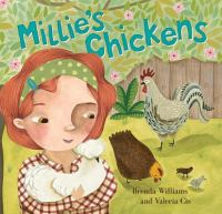 Cover image for Millie's chickens