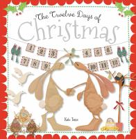 Cover image for The twelve days of Christmas