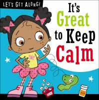 Cover image for It's great to keep calm