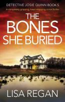 Cover image for The bones she buried