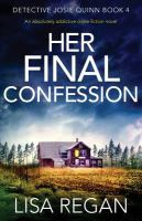 Cover image for Her final confession