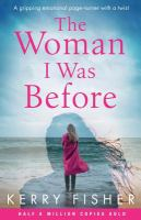 Cover image for The woman I was before