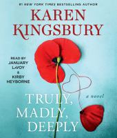 Cover image for Truly, madly, deeply
