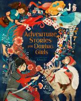 Cover image for Adventure Stories for Daring Girls.
