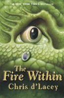Cover image for The fire within