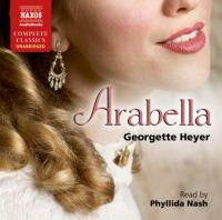 Cover image for Arabella