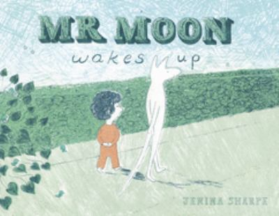 Cover image for Mr Moon wakes up