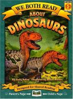 Cover image for About dinosaurs