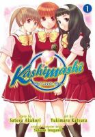 Cover image for Kashimashi : girl meets girl