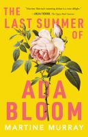 Cover image for The last summer of Ada Bloom