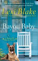 Cover image for Bayou baby