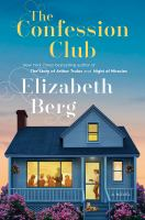 Cover image for The confession club : a novel