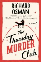 Cover image for The Thursday murder club