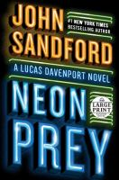 Cover image for Neon prey
