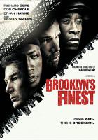 Cover image for Brooklyn's finest
