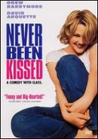 Cover image for Never been kissed
