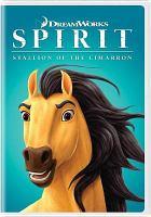 Cover image for Spirit, stallion of the Cimarron