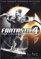Cover image for Fantastic 4 rise of the silver surfer
