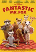 Cover image for Fantastic Mr. Fox