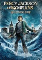 Cover image for Percy Jackson & the Olympians. The lightning thief