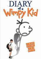 Cover image for Diary of a wimpy kid